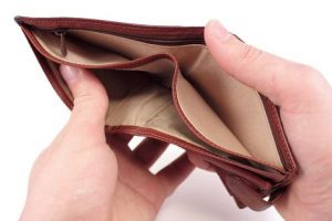مشکلات مالی