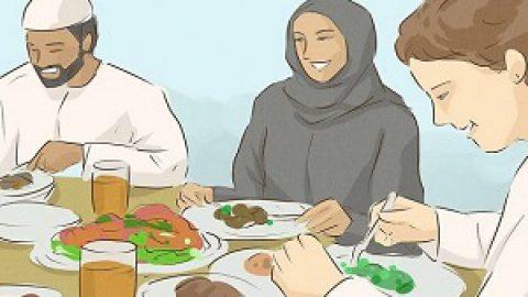 چگونه در ماه رمضان وزن خود را پایین بیاوریم؟