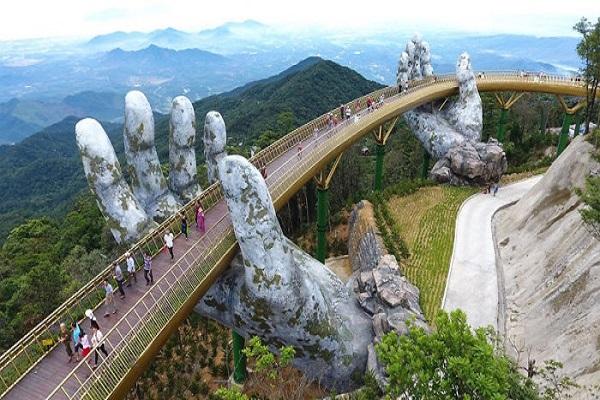 پل طلایی ویتنام