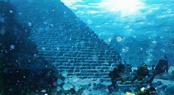 اکتشافات جهان غرق شده