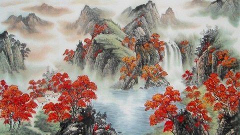 داستانی از حکایات مولوی ؛ نقاشان چینی و رومی