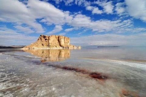 مکانهای دیدنی ایران؛ دریاچهى ارومیه (۱)