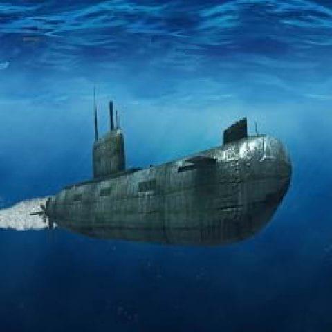 چگونه زیردریایی اختراع شد؟