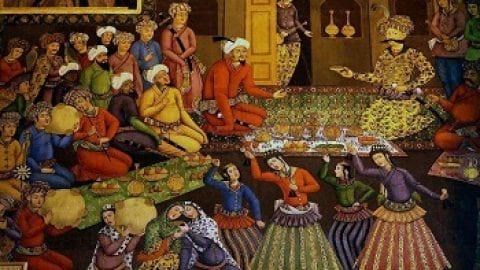 داستان ریشهی ضربالمثلهای فارسی؛ سبیلش آویزان شد