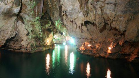 مکانهای دیدنی ایران؛ غار سَهولان (۱)