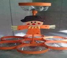 کاردستی سطل کوچولو؛ وسیلهای برای نگهداری خردهریزها