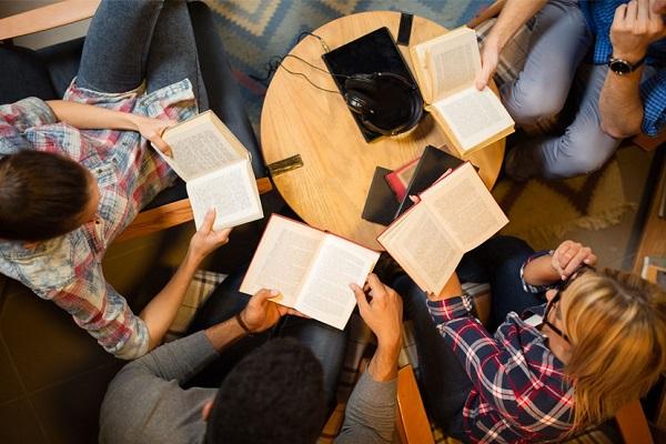 گروه کتابخوانی