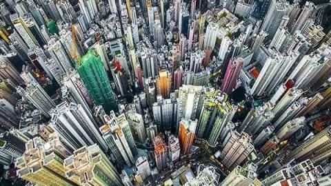 عکاسی هوایی و تماشای دنیا از ارتفاع بالا