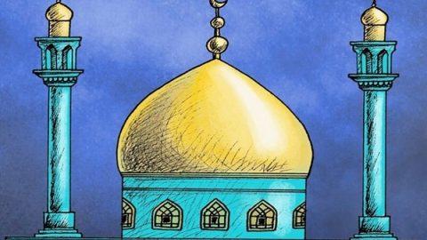 آداب رفتن به مسجد از دیدگاه فتوت نامه سلطانی