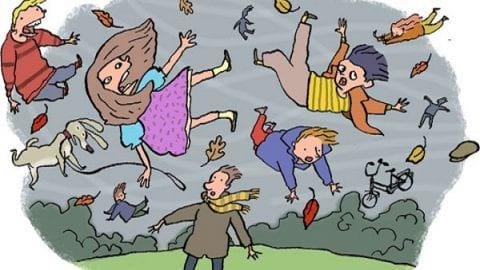 یه لقمه محیط زیست؛ گول باد تابستانی را نخورید!
