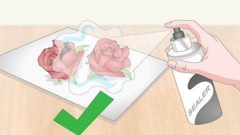 چگونه گل ها را خشک کنیم؟ | خشک کردن گل طبیعی
