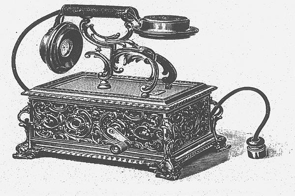 اختراع تلفن