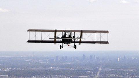 چگونه هواپیما اختراع شد؟   اختراع هواپیما و برادران رایت
