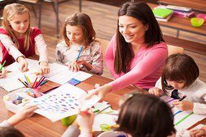 ارتباط با معلم