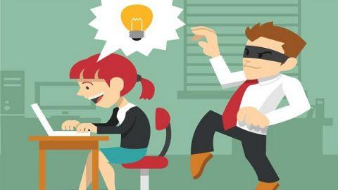 حق و حقوق به زبان نوجوانانه؛ ایده ها را کش نروید! | کپی رایت ممنوع