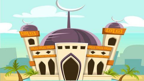 داستانی از حکایات مولوی؛ مسجد مهمان کش