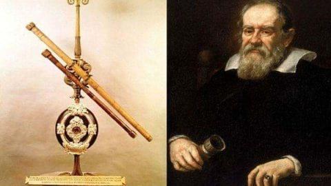 چگونه تلسکوپ اختراع شد؟ (۱)