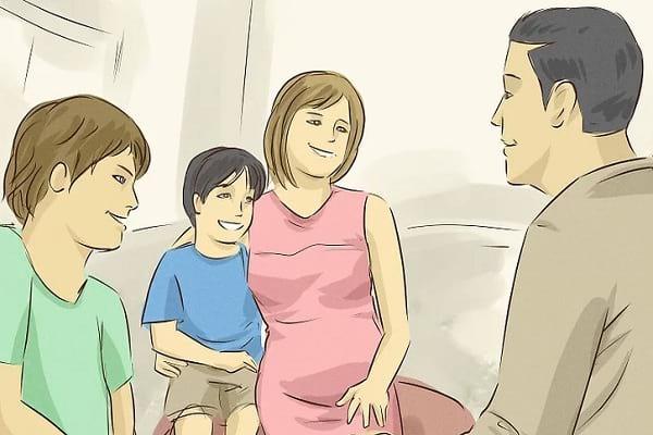 زندگی خانوادگی