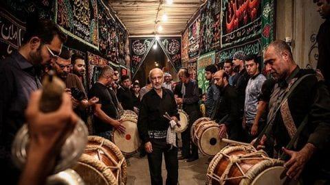 عزاداری در ماه محرم و صفر در استان بوشهر (۲)