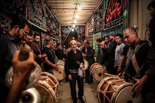 عزاداری در بوشهر