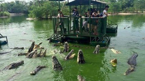 خطرناک ترین جاذبه های گردشگری جهان