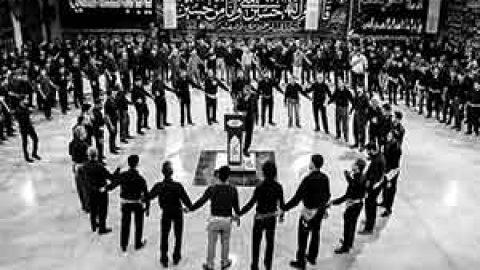 عزاداری در ماه محرم و صفر در استان بوشهر (۱)