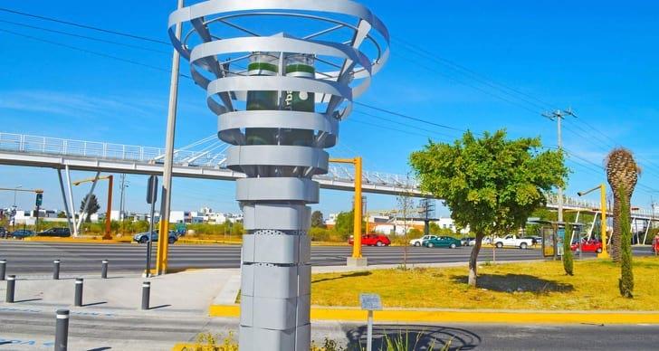 درختان مصنوعی که شهرها را نجات می دهند | فضای سبز | محیط زیست