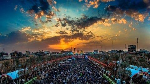روزنوشتههای اربعین؛ آسمان تهران تا آسمان شوش