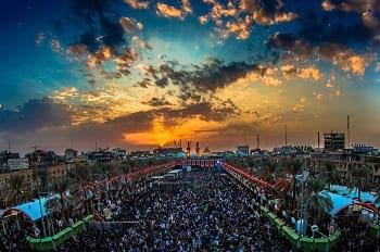 روزنوشتههای اربعین   اربعین   زیارت امام حسین   پیاده روی اربعین