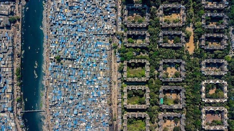 عکس هایی از فقر و ثروت