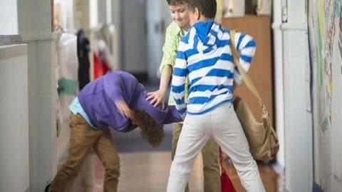 چگونه با قلدرهای مدرسه مقابله کنیم؟ – دعوا در مدرسه