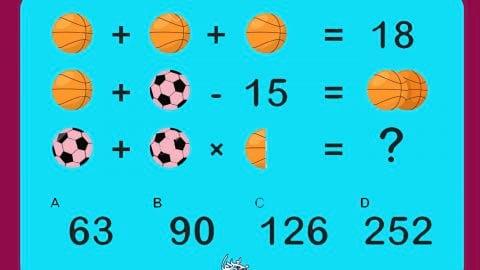 اعلام نتیجه مسابقه هوش نوجوان (شماره ۴۹) | تست هوش ریاضی