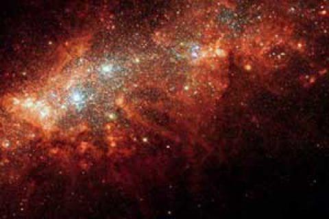 چشمک زدن ستارهها