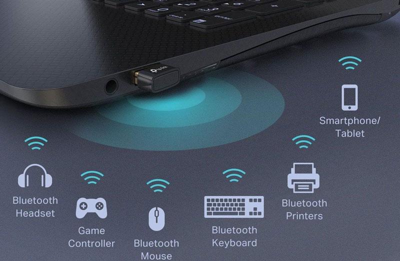 اتصال دانگل بلوتوث به کامپیوتر