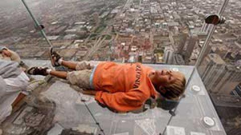اگر از ارتفاع می ترسید این مطلب را نبینید!