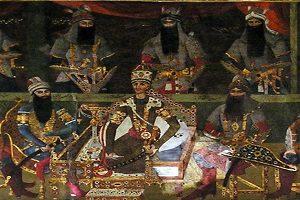 پادشاهان قاجار به ترتیب از قدیم به جدید
