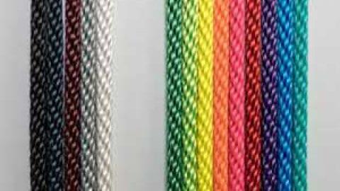 انواع طناب ها و موارد استفاده آن ها (۲)