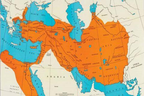 سرزمین ایران از ۵۰۰۰ سال پیش تاکنون