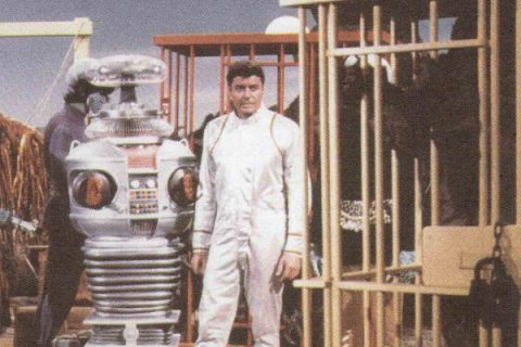 ستاره های سینمایی روباتی