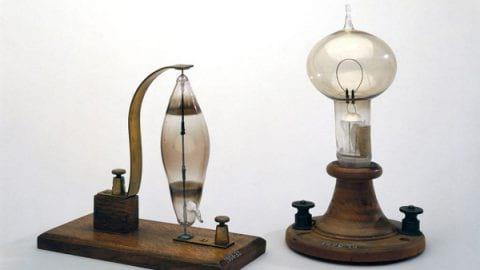 مخترع لامپ کیست؟