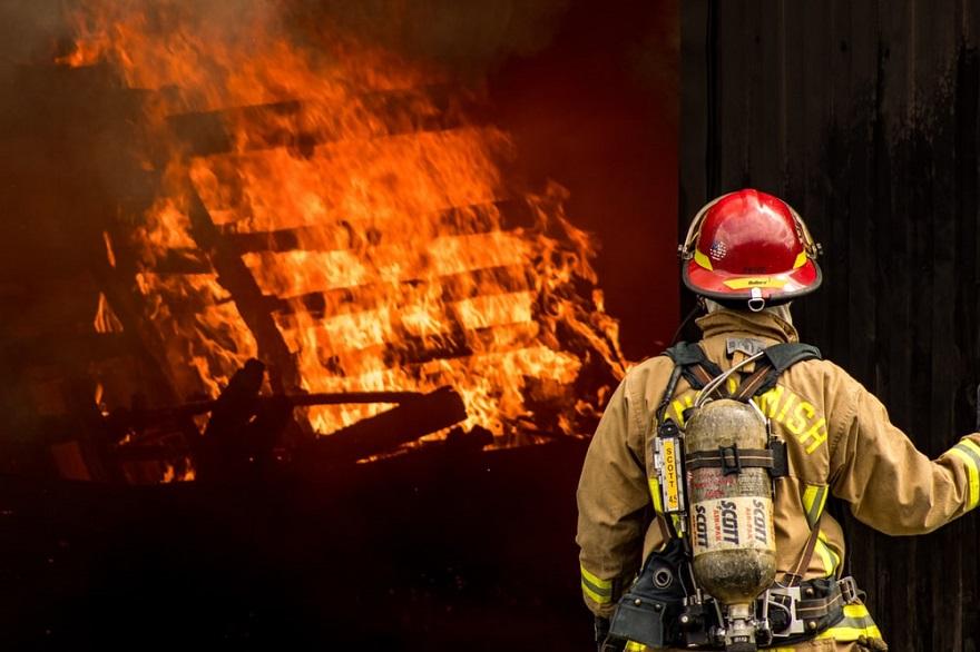 لباس های ضد آتش