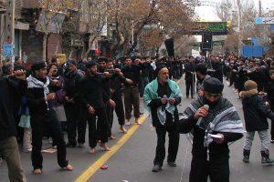 مسابقه سوگ خوانی حسینی