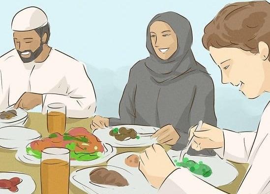 وزن کم کردن در ماه رمضان
