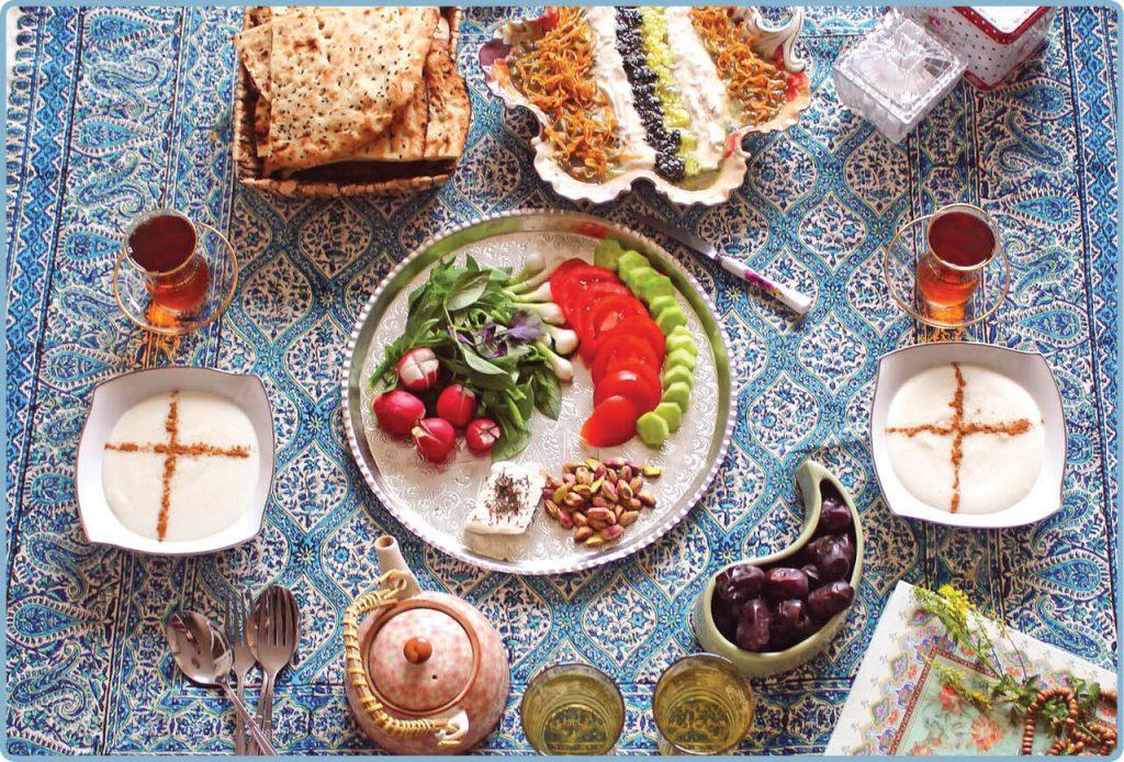 ماه رمضان / افطار