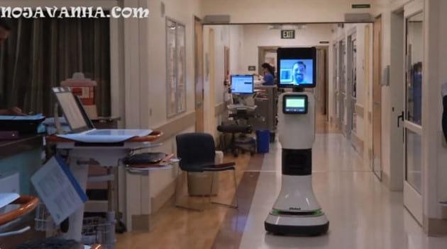 ربات هميار پزشك