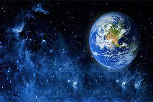 گرد بودن زمین
