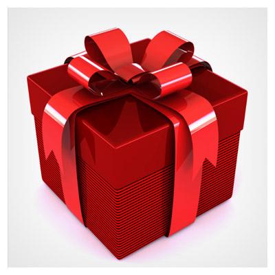 پاداش خداوند / جعبه هدیه / کادو