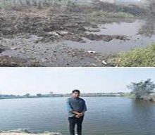 جوانی که تالاب های هندوستان را احیا می کند