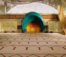 مسجد شاکرین استانبول معماری مدرن اسلامی