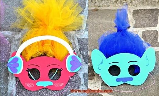 ماسک ترول